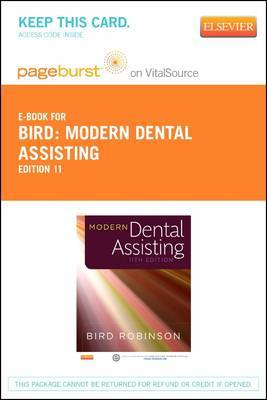 Modern Dental Assisting - Elsevier eBook on Vitalsource (Retail Access Card)