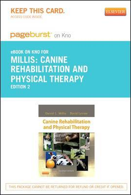 Canine Rehabilitation and Physical Therapy - Elsevier eBook on Intel Education Study (Retail Access Card)