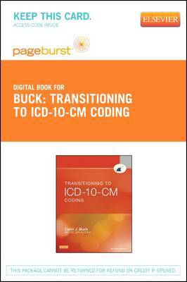 Transitioning to ICD-10-CM Coding - Elsevier eBook on Vitalsource (Retail Access Card)