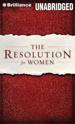 The Resolution for Women: Library Edition
