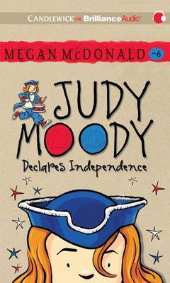 Judy Moody Declares Independence: Library Edition