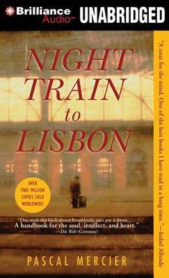 Night Train to Lisbon: Library Edition