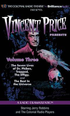 Vincent Price Presents: A Radio Dramatization