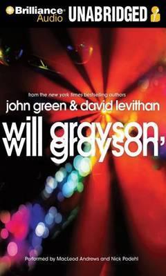 Will Grayson, Will Grayson: Library Edition