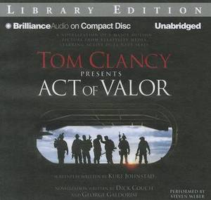 Tom Clancy Presents Act of Valor: Library Edition