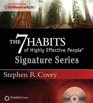 The 7 Habits of Highly Effective People: Library Edition