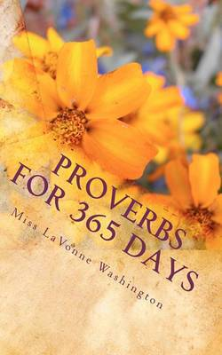 Proverbs for 365 Days