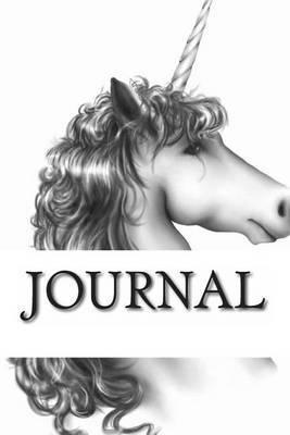 Journal: Blank Unicorn Notebook Journal