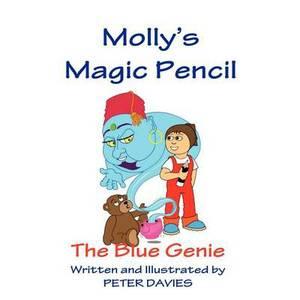 Molly's Magic Pencil: The Blue Genie