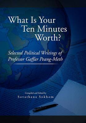 What Is Your Ten Minutes Worth?