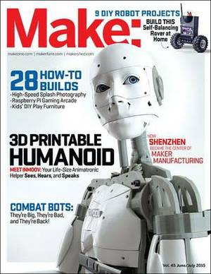 Make: Volume 45