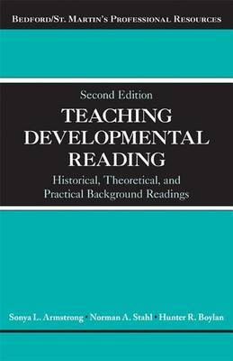 Teaching Developmental Reading: Historical, Theoretical, and Practical Background Readings
