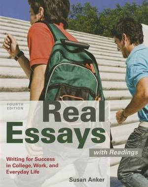 Real Essays with Readings 4e & Learningcurve Solo (Access Card)