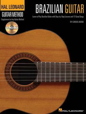 Hal Leonard Guitar Method: Brazilian Guitar