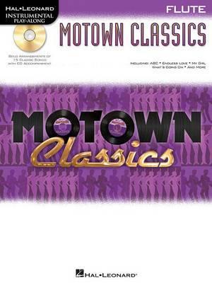 Instrumental Play-Along: Motown Classics - Flute