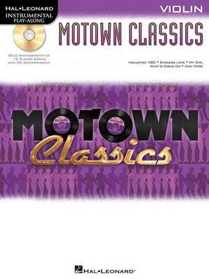 Instrumental Play-Along: Motown Classics - Violin