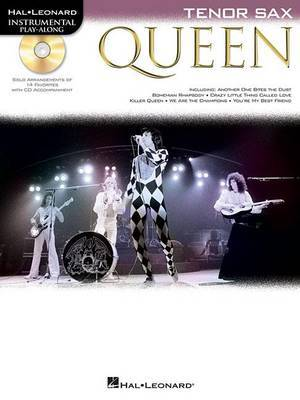 Tenor Saxophone Play-Along: Queen