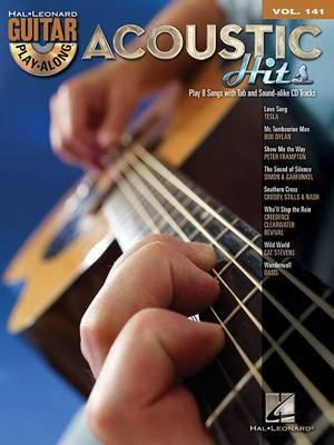 Guitar Play-Along Volume 141: Acoustic Hits