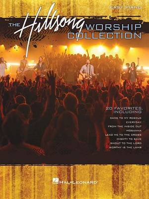 Hillsong Worship Collection Easy Piano Book