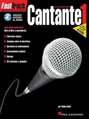 Fast Track: Lead Singer Book 1 (Spanish)