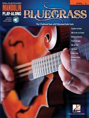 Mandolin Play-Along Volume 1: Bluegrass