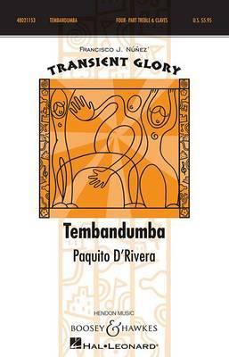 Tembandumba: Four-Part Treble & Claves
