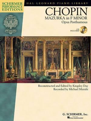 Frederic Chopin: Mazurka in F minor Op. post.