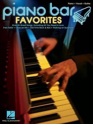 Piano Bar Favourites