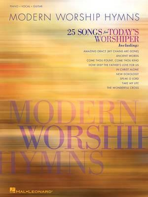 Modern Worship Hymns: Piano, Vocal, Guitar