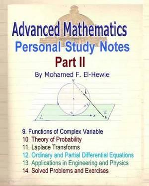 Advanced Mathematics Personal Study Notes- Part II