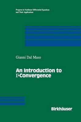 An Introduction to Gamma-Convergence