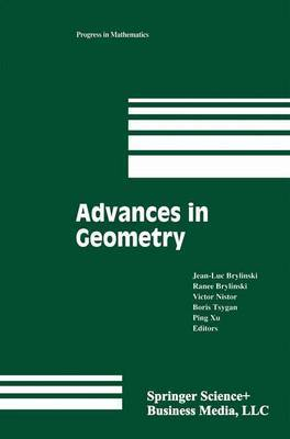 Advances in Geometry: Volume 1