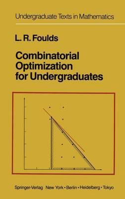 Combinatorial Optimization for Undergraduates