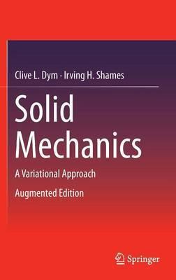Solid Mechanics: A Variational Approach