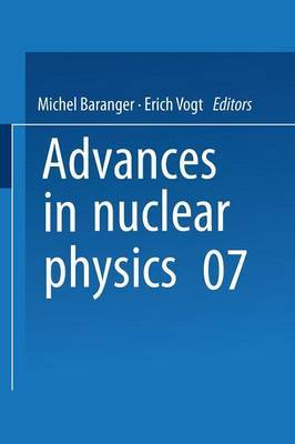 Advances in Nuclear Physics: Volume 7