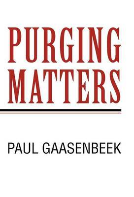 Purging Matters: I Think?