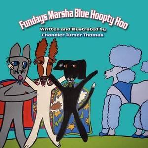 Fundays Marsha Blue Hoopty Hoo