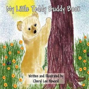 My Little Teddy Buddy Book