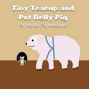 Tiny Teacup and Pot Belly Pig
