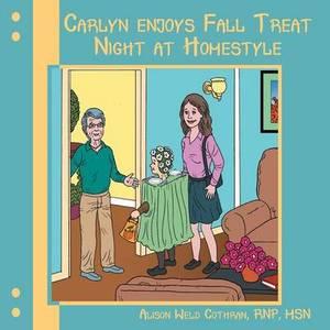 Carlyn Enjoys Fall Treat Night at Homestyle