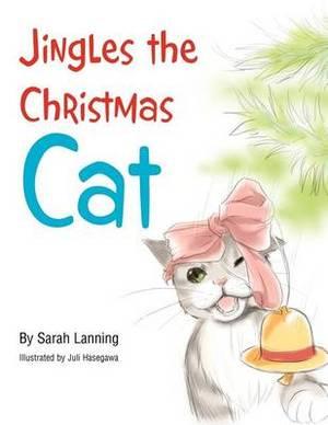 Jingles the Christmas Cat