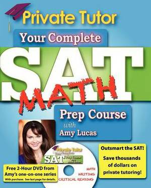Private Tutor - Math Book - Complete SAT Prep Course