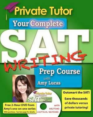 Private Tutor - Writing Book - Complete SAT Prep Course