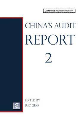 China's Audit Report (Cambridge Politics Report 14)