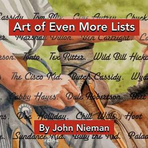 Art of Even More Lists