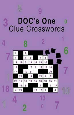 Doc's One Clue Crosswords