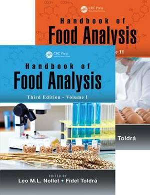 Handbook of Food Analysis