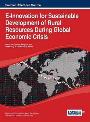 E-Innovation for Sustainable Development of Rural Resources During Global Economic Crisis