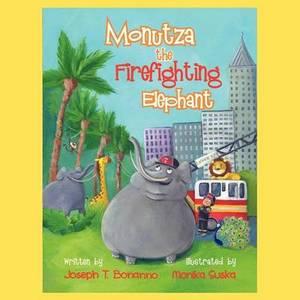 Monutza the Firefighting Elephant