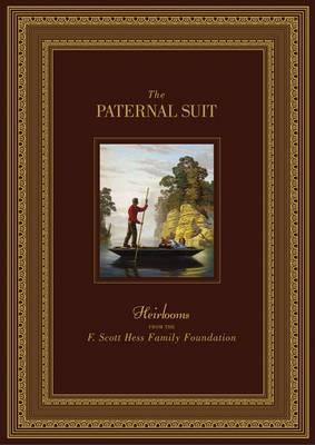 F. Scott Hess - the Paternal Suit. Heirlooms from the F. Scott Hess Family Foundation